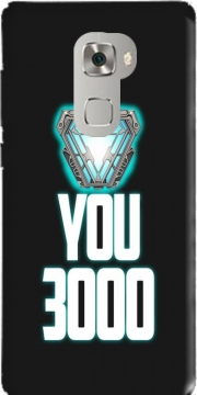 I Love You 3000 Iron Man Tribute Case for Huawei Mate S