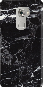 Initiale Marble Black Elegance Huawei Mate S Case