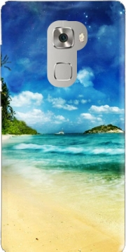 Paradise Island Case for Huawei Mate S