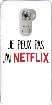Je peux pas jai Netflix Case for Huawei Mate S