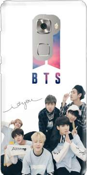 K-pop BTS Bangtan Boys Case for Huawei Mate S