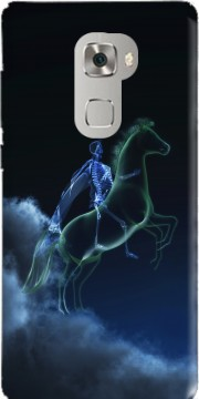 Knight in ghostly armor Case for Huawei Mate S