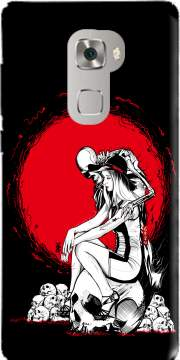 Lady D Case for Huawei Mate S