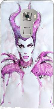 Maleficent Case for Huawei Mate S