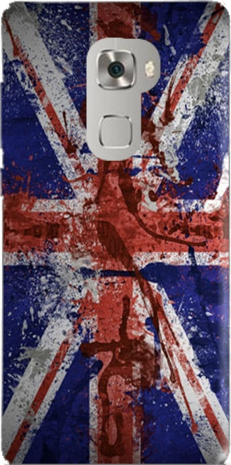 Case Huawei Mate S with pictures flag