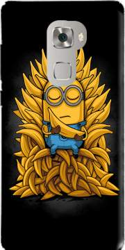 Minion Throne Case for Huawei Mate S