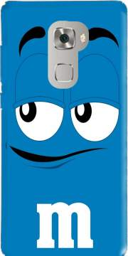 M&M's Blue Case for Huawei Mate S