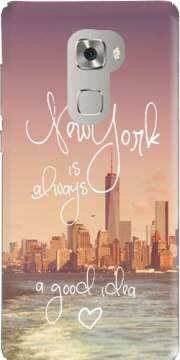 Always New York Case for Huawei Mate S