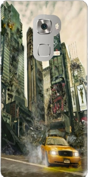 New York apocalyptic Case for Huawei Mate S