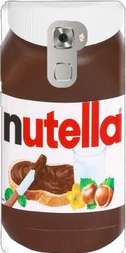 Nutella Case for Huawei Mate S