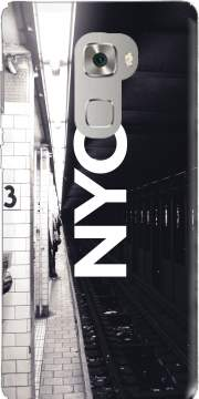 NYC Basic Subway Case for Huawei Mate S