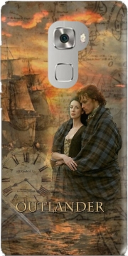 Outlander Collage Case for Huawei Mate S