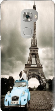 Eiffel Tower Paris So Romantique Case for Huawei Mate S