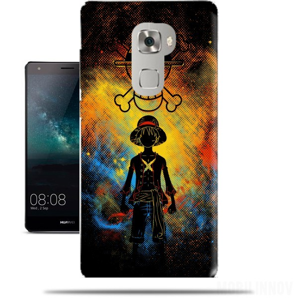 Case Pirate Art for Huawei Mate S