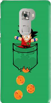 Pocket Collection: Goku Dragon Balls Case for Huawei Mate S