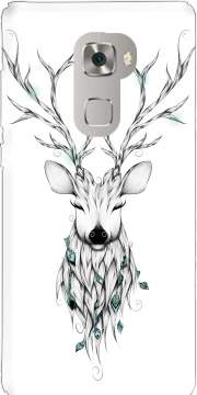 Poetic Deer Case for Huawei Mate S