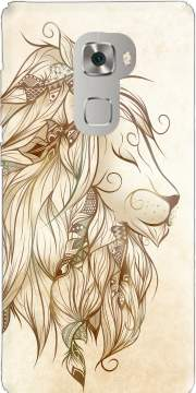 Poetic Lion Case for Huawei Mate S