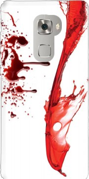 Pool of blood Case for Huawei Mate S