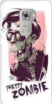 Pretty zombie Case for Huawei Mate S