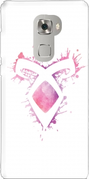 shadowhunters Rune Mortal Instruments Case for Huawei Mate S