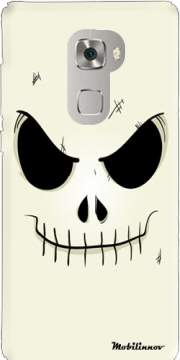 Skeleton Face Case for Huawei Mate S