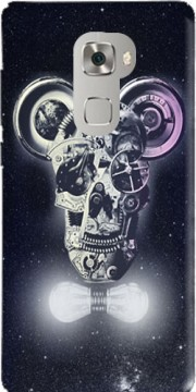 Skull Mickey Mechanics in space Case for Huawei Mate S
