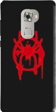 Spider Verse Miles Morales Case for Huawei Mate S