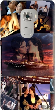 Titanic Fanart Collage Case for Huawei Mate S