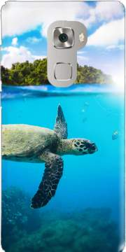 Tropical Paradise Case for Huawei Mate S