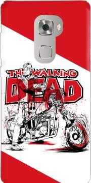 TWD Daryl Squirrel Dixon Case for Huawei Mate S