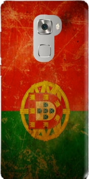 Vintage Flag Portugal Case for Huawei Mate S