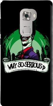 Why So Serious ?? Case for Huawei Mate S