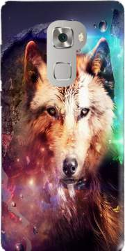 Wolf Imagine Case for Huawei Mate S