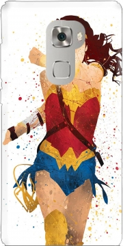 Wonder Girl Case for Huawei Mate S