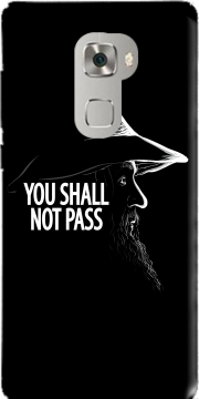 You shall not pass Case for Huawei Mate S