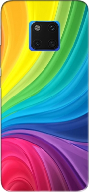 Rainbow Abstract Case for Huawei Mate 20 Pro