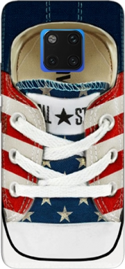 All Star Basket shoes USA Case for Huawei Mate 20 Pro