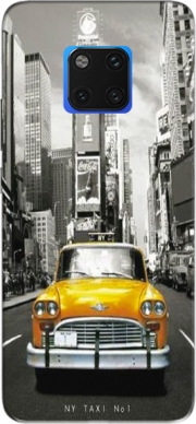 Yellow taxi City of New York City Case for Huawei Mate 20 Pro