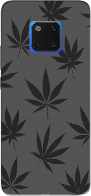 Cannabis Leaf Pattern Case for Huawei Mate 20 Pro