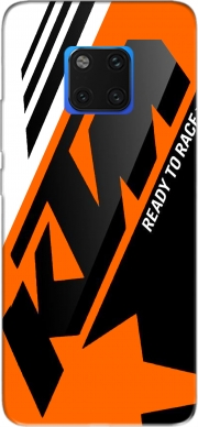 KTM Racing Orange And Black Case for Huawei Mate 20 Pro
