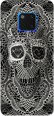 Lace Skull Case for Huawei Mate 20 Pro