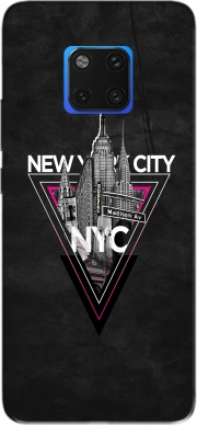 NYC V [pink] Case for Huawei Mate 20 Pro