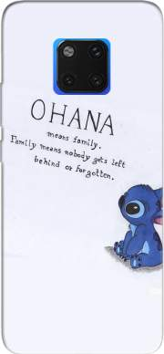 Ohana Means Family Case for Huawei Mate 20 Pro