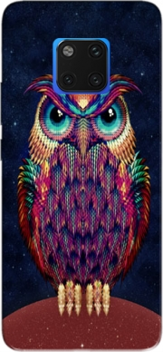 Owls in space Case for Huawei Mate 20 Pro