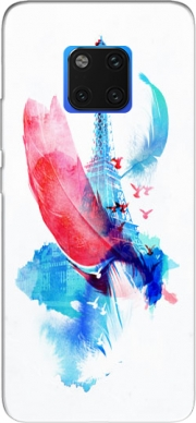 Poetic Paris Case for Huawei Mate 20 Pro
