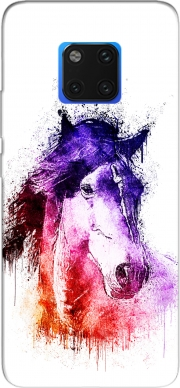 watercolor horse Case for Huawei Mate 20 Pro