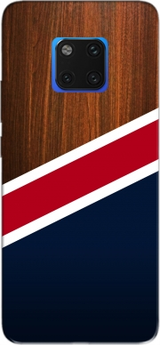 Wooden New England Case for Huawei Mate 20 Pro