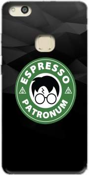 Espresso Patronum inspired by harry potter Case for Huawei P10 Lite