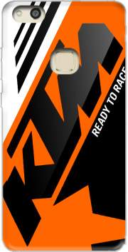 KTM Racing Orange And Black for Huawei P10 Lite