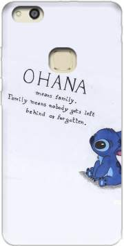 Ohana Means Family for Huawei P10 Lite